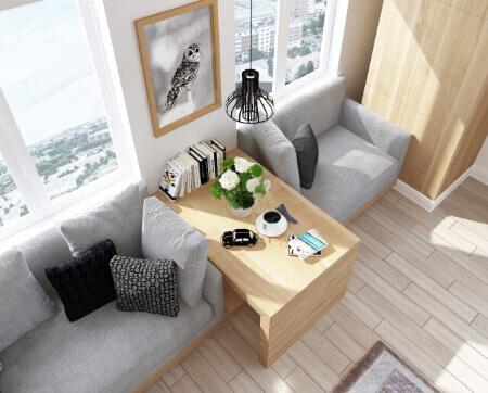 【ソファーのお手入れ】布地ソファーのお手入れ方法