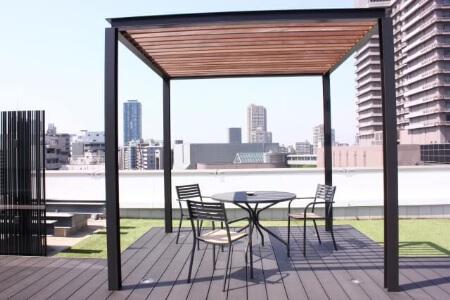 屋上防水工事の種類と費用相場