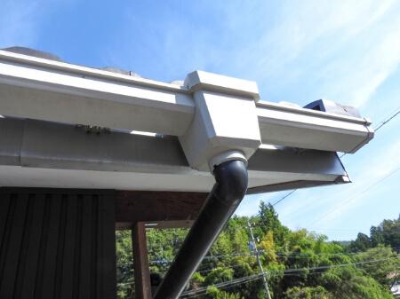 【雨樋の修理】雨樋の基本構造について知っておこう!