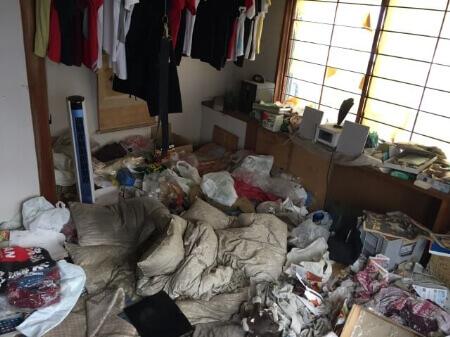 【ゴミ屋敷の片付け】ゴミ屋敷が引き起こす問題は深刻です!