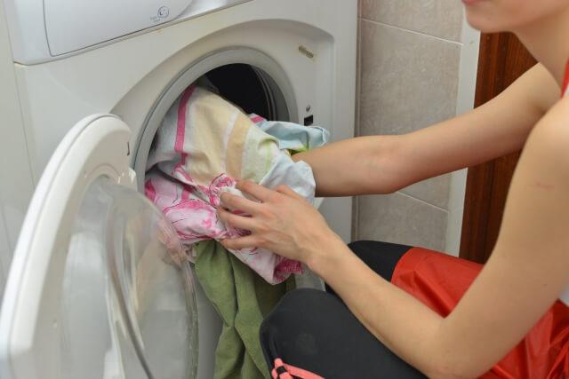 【ドラム式洗濯機の掃除】汚れをためないように使うポイント