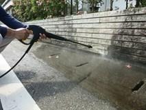 外壁は高圧洗浄機が便利です!外壁に高圧洗浄機を使う時の7つの注意点