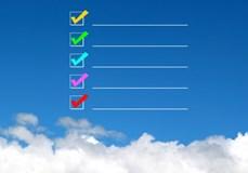 引っ越しは手順で決まる!引っ越しの手順をチェックリストを使って完全網羅