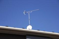 【アンテナ取り付け】UHFやBS/CSアンテナを取り付ける方法