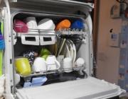 DIYで食洗機の取り付けは難しい!分岐水栓と卓上タイプの食洗機の取り付け手順