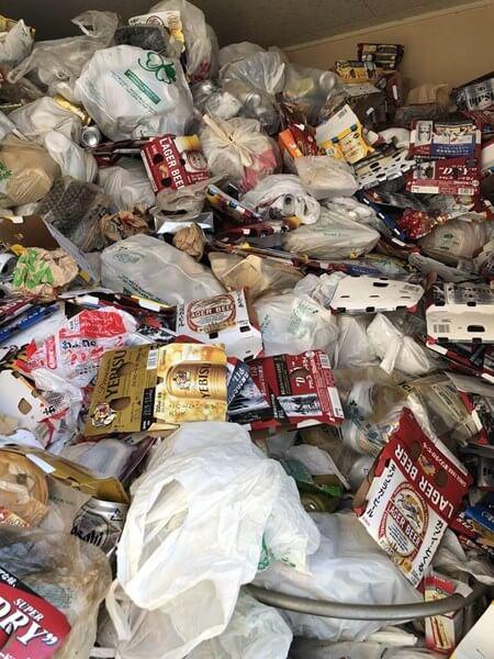 四万十市 ゴミ屋敷