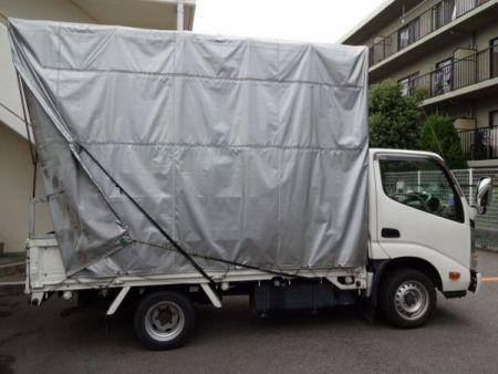 【8月~】お引越し専門!1.5t車(軽トラックの2倍)でお伺い!