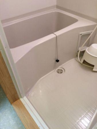 年間600件以上の実績浴室クリーニング