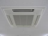 エアコンクリーニング(天井埋込)!当社がキレイをサポートします!