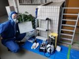【総額が安い!】高濃度オゾン除菌・バイオ散布・建具の拭き消毒!