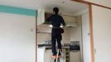 【キッチン清掃】こげつき、ヌメリ、油汚れなどの頑固な汚れを除去します!
