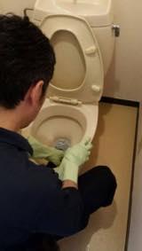 【トイレ清掃】クリーニングならお任せ下さい!!