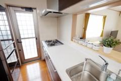 【女性スタッフ対応OK!】キッチン&換気扇、台所まとめてお掃除パック!