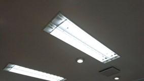 LED照明交換工事