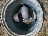 【排水管高圧洗浄】見えない内部の汚れも専用ノズルでスッキリ!