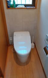 トイレ分解洗浄クリーニング!