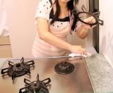 肥後HCR商会のキッチンクリーニング